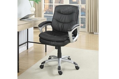 Black and Grey Office Chair
