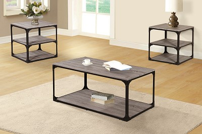 3 Pcs Coffee Table Set ( Out Of stock -ETA august 29)