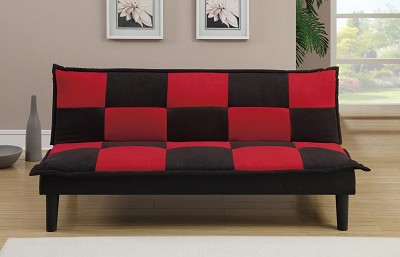 Checkered Futon - Two Color Options