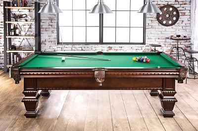 Cherry Traditional Pool Table