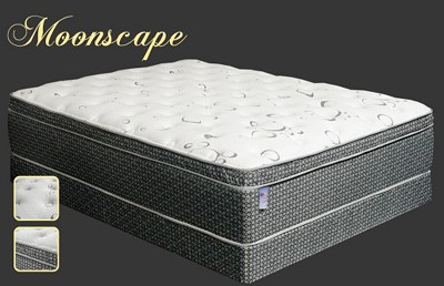 Moonscape Pillow Top Set