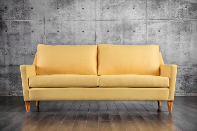 Yellow Modern Sofa