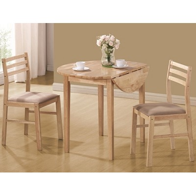 3 Piece Casual Table and Chair Set
